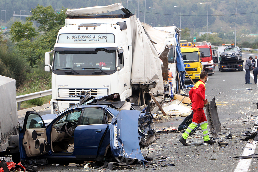 Truck Accidents | Miller Ogorchock Law Firm